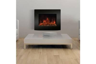AUCUNE Carrera stella 1800 watts cheminée électrique décorative et chauffage d'appoint