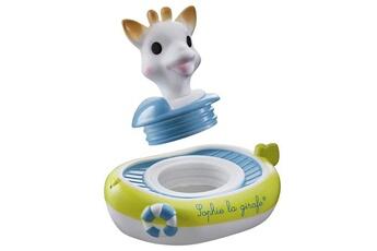 Jouet de bain Vulli Sophie la girafe le bateau arroseur de sophie