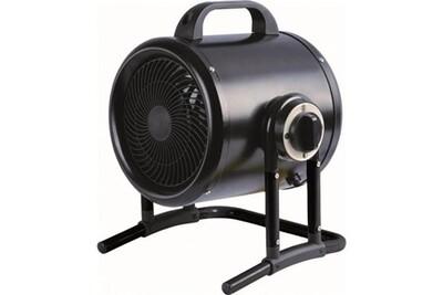Chauffage soufflant Supra Radiateur de chantier - 3000 w - noir - 2 allures - ventilation été - o supra - oto