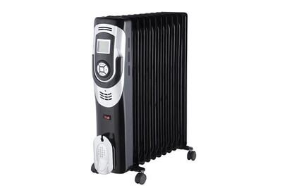 Radiateur électrique AUCUNE Dx drexon chauffage bain d'huile électronique 2500w