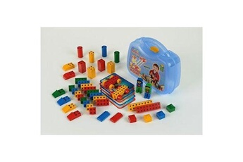 Autres jeux de construction KLEIN Manetico - mallette creative 42 pces