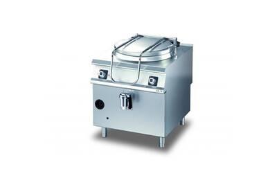 Appareil de cuisson pro Olis Marmite gaz chauffage direct diamante 90 - 50 à 150 l - olis - 100 litres 5000 cl