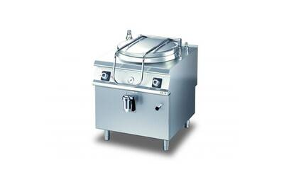 Appareil de cuisson pro Olis Marmite electrique chauffage indirect diamante 90 - 50 à 150 l - olis - 150 litres 5000 cl