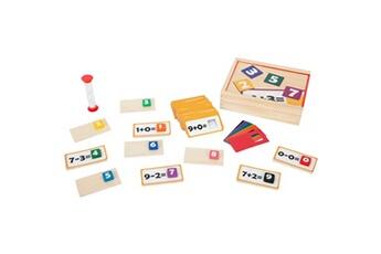 Autres jeux créatifs SMALL FOOT Jouet ?ducatif maths puzzle en bois