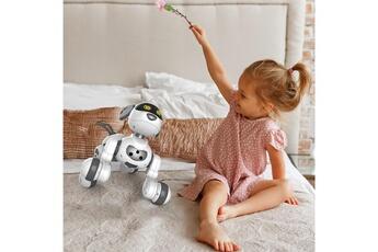 Jouets éducatifs GENERIQUE Remote control robot dog robot toy for kid robot gesture sensing electronic pets