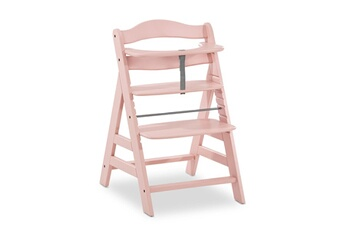 Chaise haute Hauck Chaise haute alpha+ - pink
