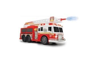 Véhicules miniatures Dickie Toys Dickie - camion de pompiers 36cm rouge