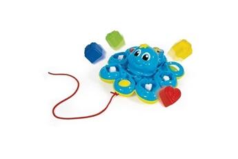 Jouets premier âge CLEMENTONI Clementoni baby - pieuvre trieuse de formes - jeu deveil