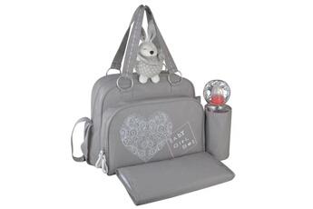 Sac à langer Baby On Board Baby on board sac a langer + accessoires nomades simply girl - des la naissance - bebe fille