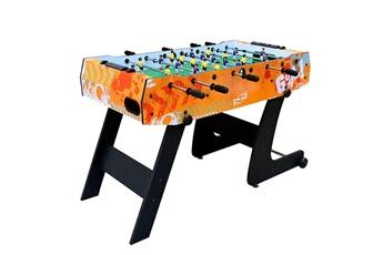 Accessoires Baby foot Pro Soccer Babyfoot prosoccer 121 cm pliable - jeux de bars - table de jeux