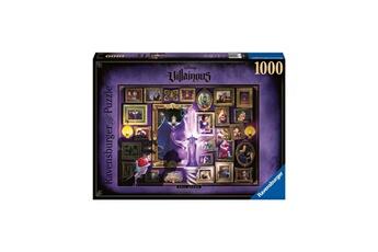 Puzzles RAVENSBURGER Disney villainous - puzzle blanche-neige mauvaise reine (1000 pi?ces)