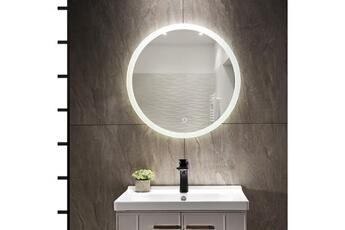 Miroir connecté salle de bains