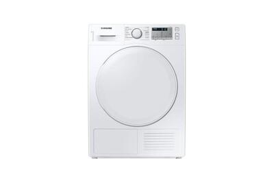 Sèche linge Samsung Seche-linge pompe a chaleur dv80ta020dh - 8 kg - classe a++ - blanc