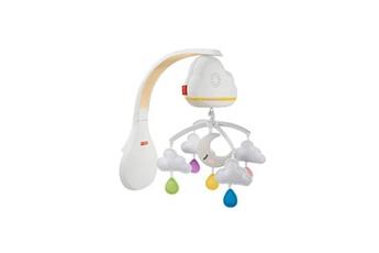 Mobile bébé Fisher Price Fisher-price mobile nuages apaisants - des la naissance