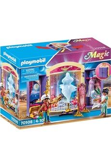 Playmobil PLAYMOBIL Playmobil 70508 - magic boîte de jeu princesse et génie