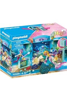 Playmobil PLAYMOBIL Playmobil 70509 - magic boîte de jeu de la sirène magique