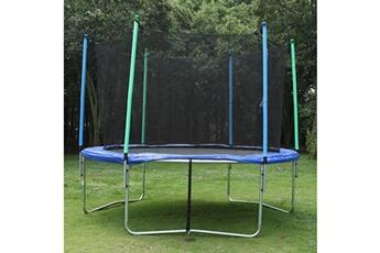 Accessoires trampoline Trigano Kit d'ancrage pour trampoline