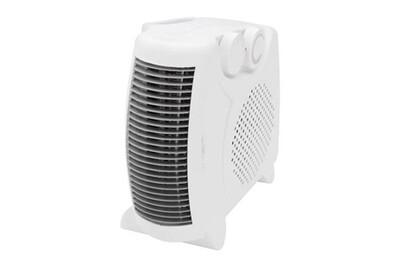 Chauffage soufflant Marque Inconnue K6321 : mini radiateur ventilateur 2 en 1