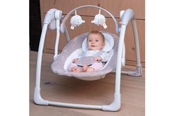 Transat bébé Bo Jungle Transat pour bébé b-portable dolphy taupe