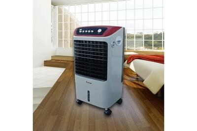 Chauffage soufflant Sans M9587 : climatiseur /chauffage /rafraichisseur 4 en 1 eco-de