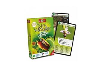 Jeux de cartes Bioviva Defis nature super pouvoirs des plantes