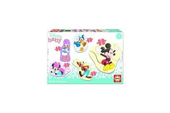 Puzzles Educa Educa - 18590 - baby mickey & friends