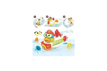 Boite à musique Yookidoo Yookidoo jouet de bain - caneton pompier