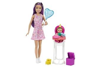 Poupées Barbie Barbie coffret skipper babysitter anniversaire