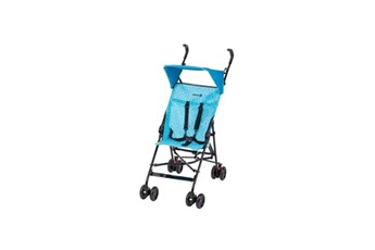 Accessoire poussette Safety First Safety first poussette canne fixe peps + canopy donuts party blue