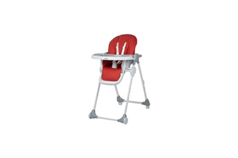 Chaise haute Safety First Safety first chaise haute looky red campus