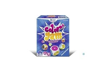 Jeux de café RAVENSBURGER Color'yam jeu de dés et d'ambiance ravensburger - 2 a 5 joueurs - 8 ans et +