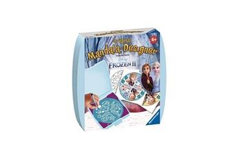 Autres jeux créatifs RAVENSBURGER Ravensburger - mandala mini disney la reine des neiges 2