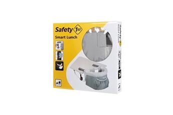 Rehausseur de chaise Safety First Safety first rehausseur de chaise smart lunch warm gray