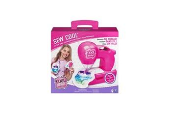 Bijoux Spin Master Cool maker - machine a coudre sew cool - 6058340 - loisirs créatifs pour enfants a partir de 6 ans - jouet enfant