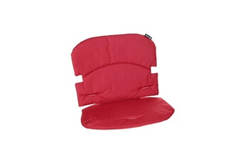 Chaise haute Safety First Safety first coussin confort timba ribbon red chic