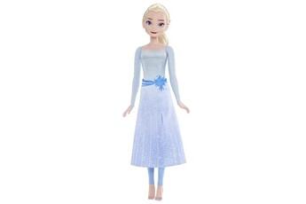 Poupées Disney / Princess Disney la reine des neiges 2 - poupee princesse disney elsa lumiere aquatique