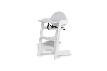 Chaise haute Geuther Lawalu by geuther chaise haute evolutive filou blanche