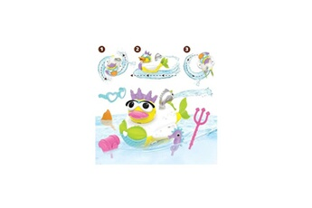 Boite à musique Yookidoo Yookidoo jouet de bain - caneton sirene