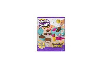 Pâte à modeler et bougie Spin Master Kinetic sand sable magique coffret delices glaces