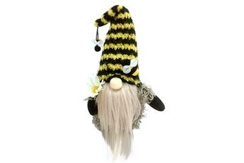 Poupées GENERIQUE Bumble bee striped gnome scandinave tomte nisse suédois honey bee elfs home@c52708
