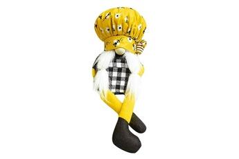 Poupées GENERIQUE Bumble bee gnome scandinave tomte nisse suédois honey bee elfs home@c51652