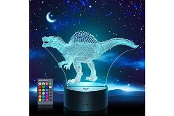 Veilleuse Easony Easony dinosaure enfant jouet, veilleuse dinosaure lampe de chevet jouet garcon 2-8 ans jouet enfant 3-8 ans garcon cadeaux garcon 2-8 ans enfant