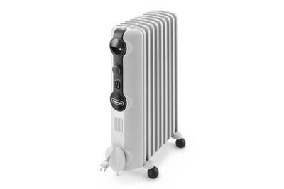 Chauffage soufflant Delonghi Delonghi trrs0920 2000 watts radiateur bain dhuile - 3 niveaux de puissance - comfortemp - real energy +35 % de convection