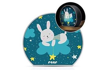 Veilleuse Reer Reer mybabylight 52371 lapin veilleuse pour bébé et enfant fonctionnement à piles rouge