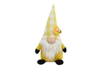 Poupées GENERIQUE Bumble bee striped gnome scandinave tomte nisse suédois honey bee elfs home@c51490