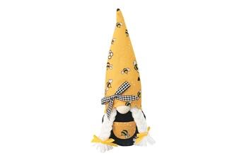 Poupées GENERIQUE Bumble bee gnome scandinave tomte nisse suédois honey bee elfs home@c51650