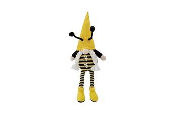 Poupées GENERIQUE Bumble bee striped gnome scandinave tomte nisse suédois honey bee elfs home@c50947