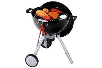 Jeux d'imitation KLEIN Klein - barbecue weber one touch premium avec charbon sonore et lumineux