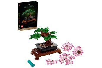 Autres jeux de construction Lego Lego creator expert 10281 bonsai loisir cr?atif pour adultes, kit de d?coration botanique diy