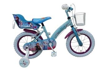 Vélos enfant Reine Des Neiges Vélo pour enfants disney la reine des neiges ii 14\